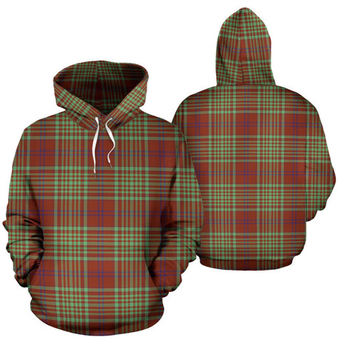 ScottishShop Macgillivray Hunting Ancient Tartan Hoodie