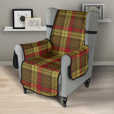 Clan MacMillan Old Weathered Plaid Sofa Protector - 23 Inches