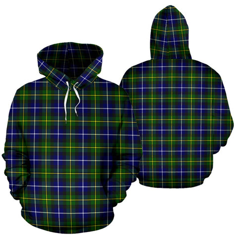 ScottishShop Macneill Of Barra Modern Tartan Hoodie