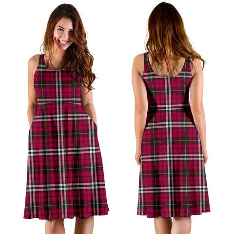 Little Plaid Women's Dress