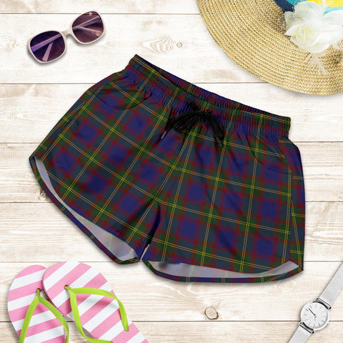 Durie Tartan Shorts For Women Th8