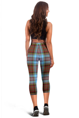 Image of Anderson Ancient Tartan Capris Leggings