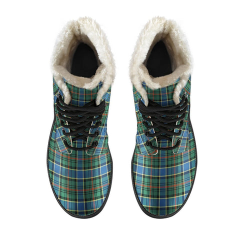 Ogilvie Hunting Ancient Tartan Boots For Men