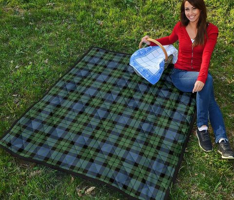 Premium Quilt - MacKay Ancient Tartan Quilt TH8