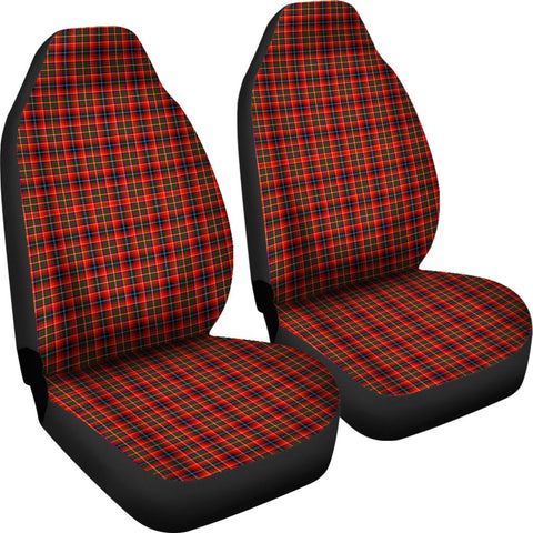 Seat Cover - Tartan Innes Modern Car Seat Cover - Universal Fit