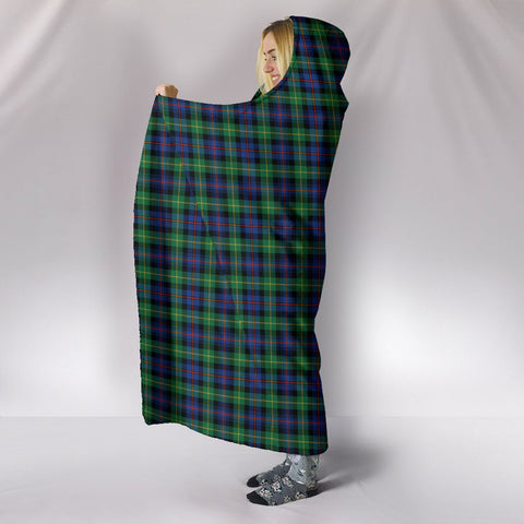 Farquharson Ancient, hooded blanket, tartan hooded blanket, Scots Tartan, Merry Christmas, cyber Monday, xmas, snow hooded blanket, Scotland tartan, woven blanket