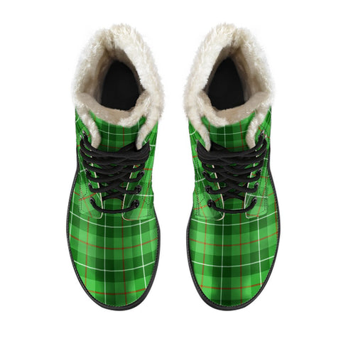 Image of Galloway District Tartan Boots For Men