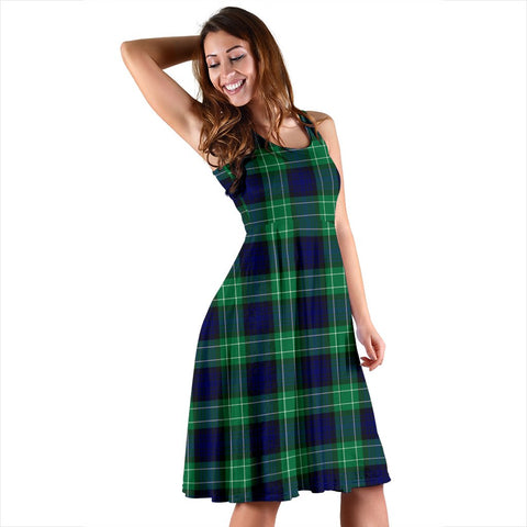 Image of Abercrombie Plaid Dress