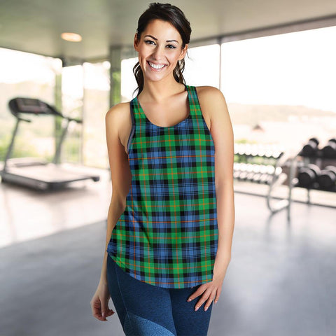 ScottishShop Murray Of Atholl Ancient Tartan Women Racerback Tank