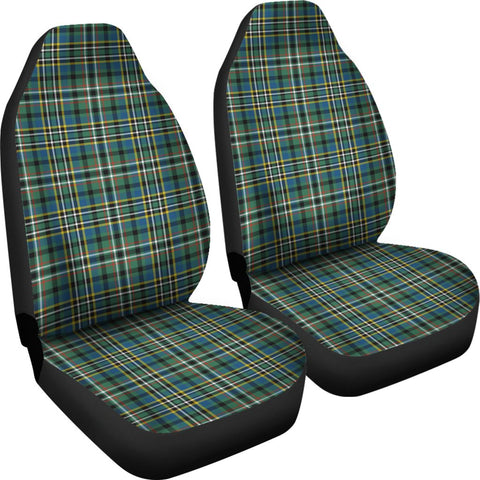 ScottishShop Seat Cover - Tartan Scott Green Ancient Car Seat Cover - Universal Fit