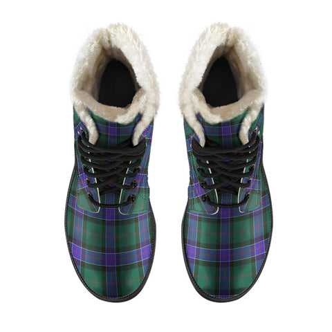 Image of Sinclair Hunting Modern Tartan Boots For Men