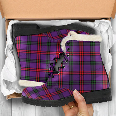 Image of Montgomery Modern Tartan Shoes