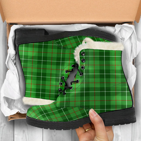 Galloway District Tartan Shoes