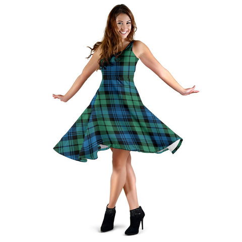 Campbell Ancient 01 Tartan Dress