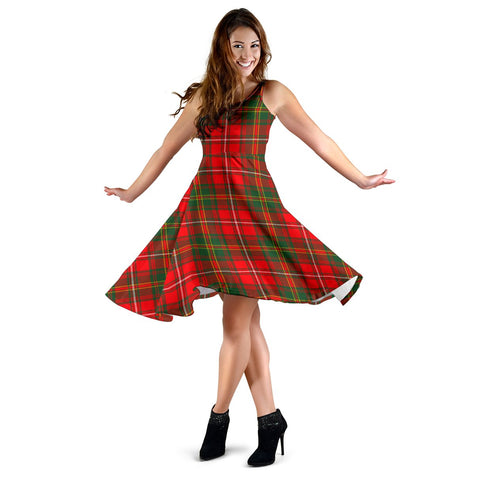 Image of Hay Modern Tartan Dress