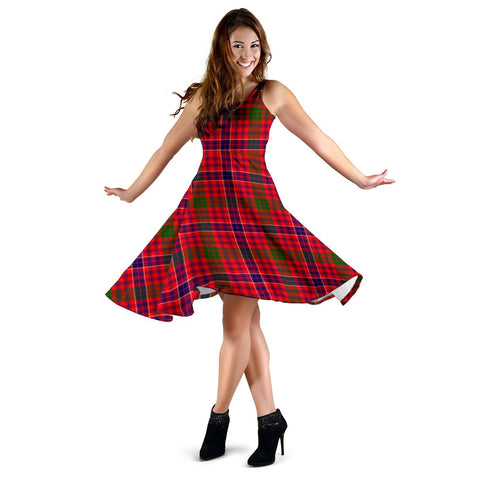 MacRae Modern Tartan Dress