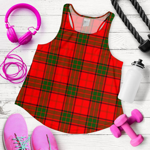 Image of Adair Tartan Women Racerback Tank