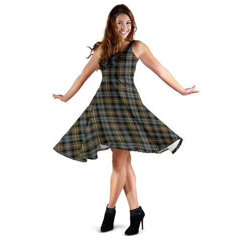Campbell Argyll Weathered Tartan Dress
