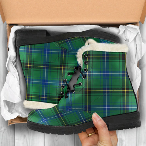Image of Henderson Ancient Tartan Shoes