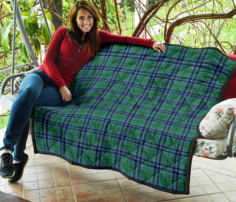 Premium Quilt - Keith Ancient Tartan Quilt TH8