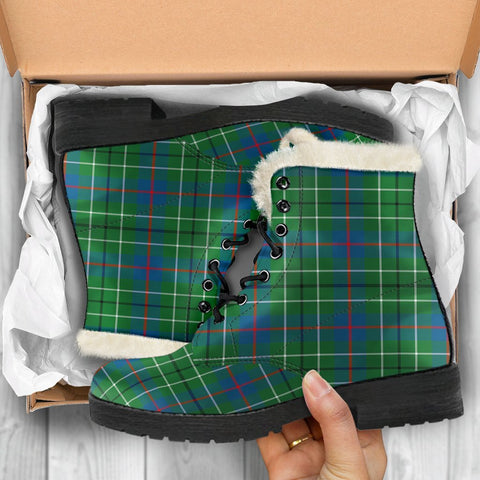 Image of Duncan Ancient Tartan Shoes