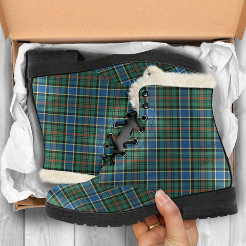 Ogilvie Hunting Ancient Tartan Shoes