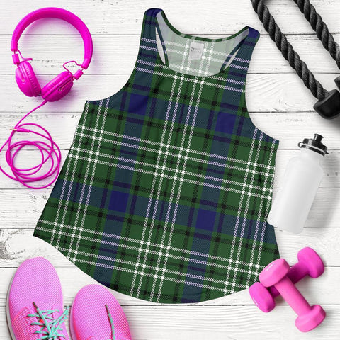 ScottishShop Blyth Tartan Women Racerback Tank