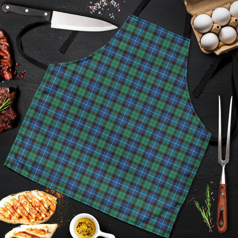 Image of Tartan Apron - Hunter Ancient Apron HJ4
