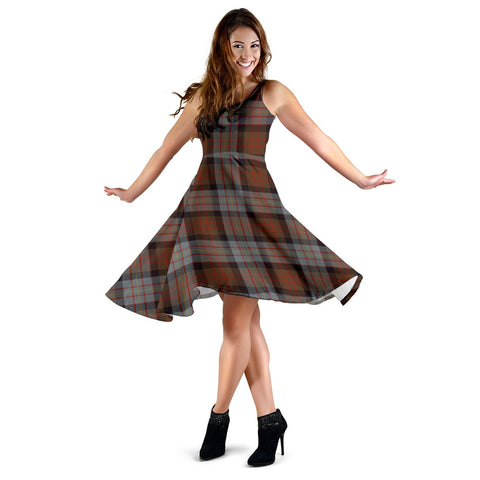 Cameron of Erracht Weathered Tartan Dress