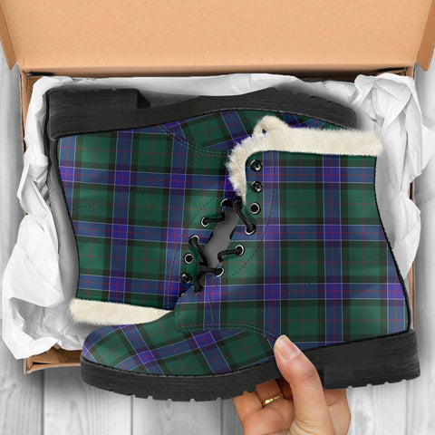 Image of Sinclair Hunting Modern Tartan Shoes