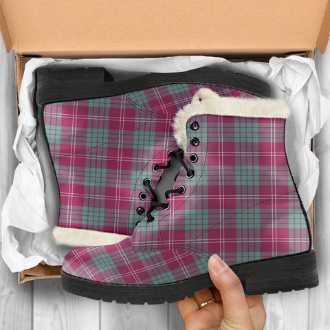 Image of Crawford Ancient Tartan Shoes