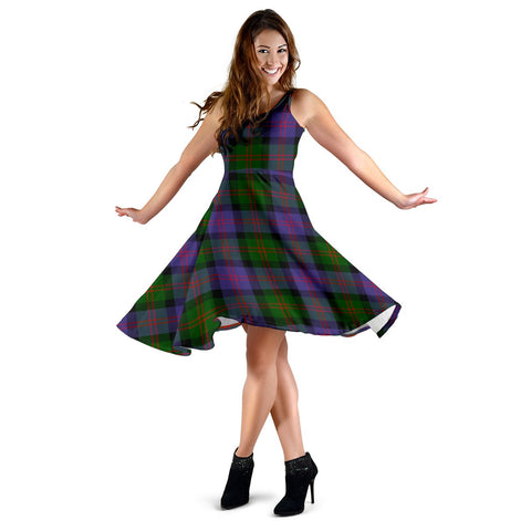 Blair Modern Tartan Dress