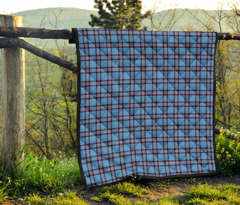 Premium Quilt - Elliot Ancient Tartan Quilt TH8