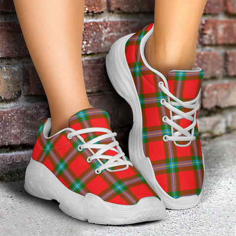 Chunky Sneakers - Tartan MacLaine of Loch Buie Shoes