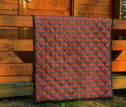 Premium Quilt - Sinclair Ancient Tartan Quilt TH8