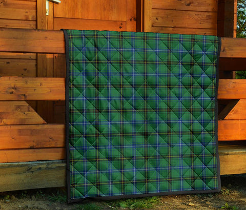 Image of Premium Quilt - Henderson Ancient Tartan Quilt TH8