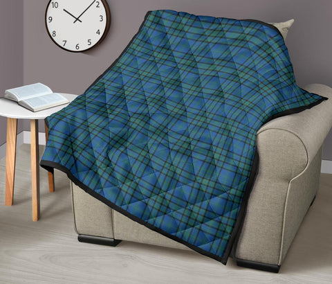 Image of Premium Quilt - Matheson Hunting Ancient Tartan Quilt TH8