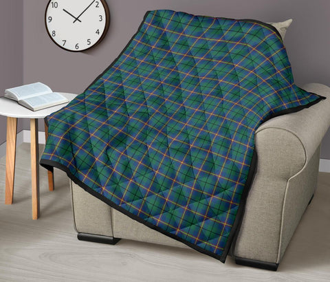 Image of Premium Quilt - Carmichael Ancient Tartan Quilt TH8