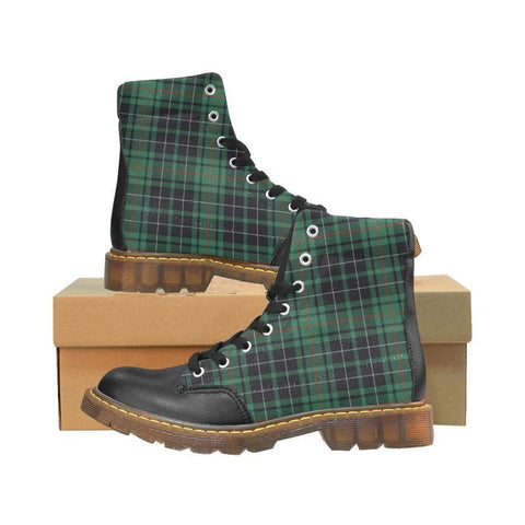 Tartan Apache Boot - Macaulay Hunting Ancient | Footwear | Over 500 Tartans