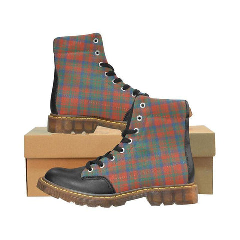 Image of Tartan Apache Boot - Matheson Ancient | Footwear | Over 500 Tartans