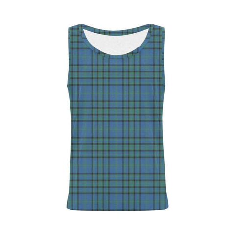 Matheson Hunting Ancient Tartan All Over Print Tank Top Nl25 S / Women Tops