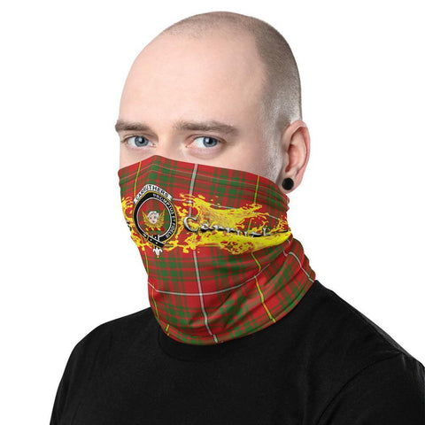 Image of Tartan Neck Gaiter - Carruthers Clan Neck Gaiter