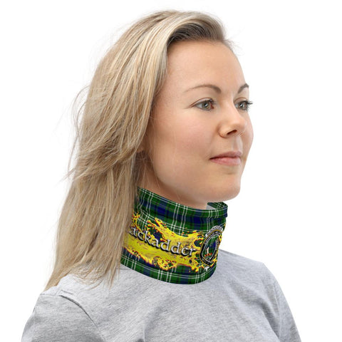 Tartan Neck Gaiter - blackadder Clan Neck Gaiter