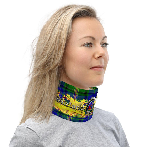 Image of Tartan Neck Gaiter - Maitland Clan Neck Gaiter