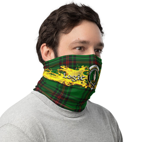 Image of Tartan Neck Gaiter - Logie Clan Neck Gaiter