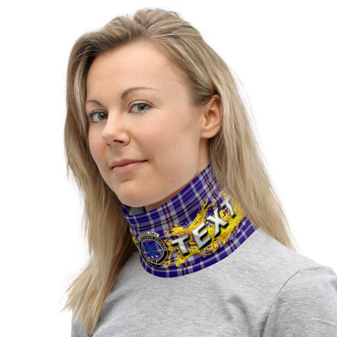Image of Custom Neck Gaiter - Ochterlony Tartan Neck Gaiter