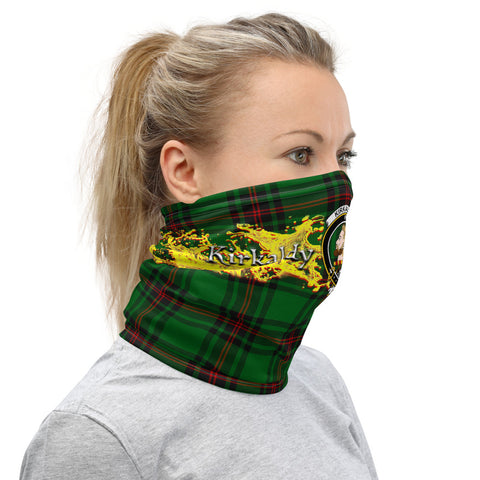 Image of Tartan Neck Gaiter - Kirkaldy Clan Neck Gaiter