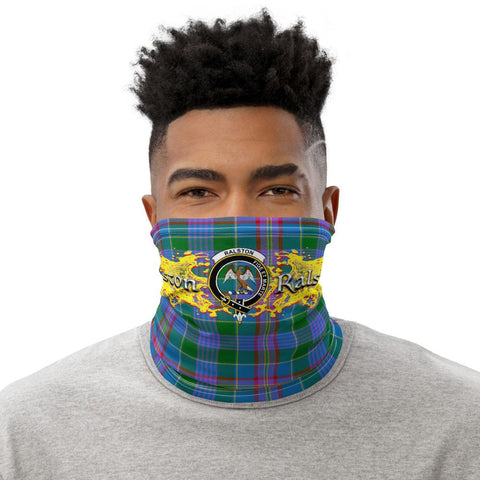 Image of Tartan Neck Gaiter - Ralston Clan Neck Gaiter