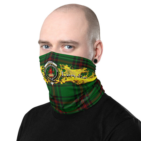 Image of Tartan Neck Gaiter - Lundin Clan Neck Gaiter