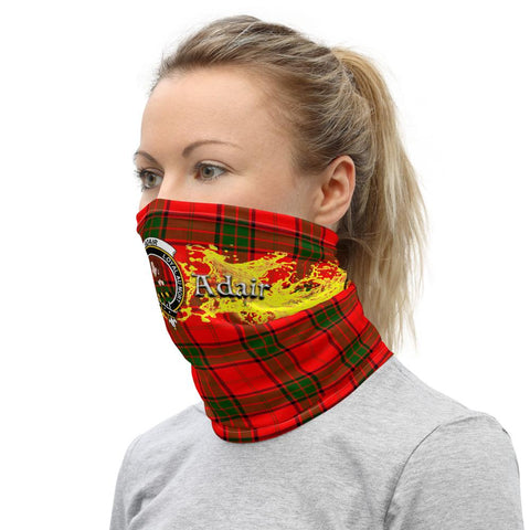Image of Tartan Neck Gaiter - Adair Clan Neck Gaiter (combo 10)